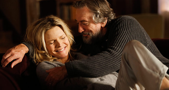 michelle pfeiffer, robert de niro, the family, the family movie