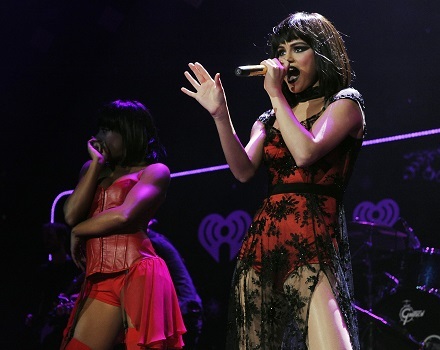 Selena Gomez at Jingle Ball