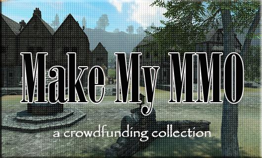 Make My MMO header