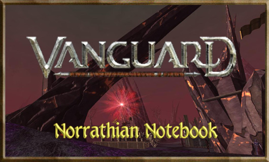 Norrathian Notebook:  Saying goodbye to EQ 2.5 aka Vanguard