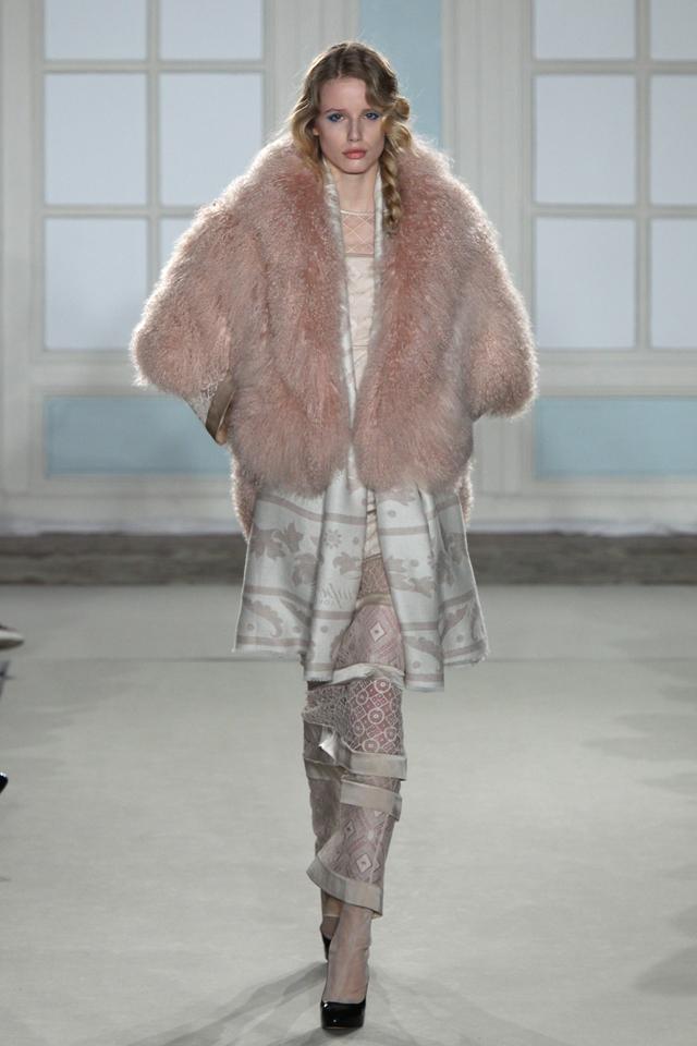 Temperley London Catwalk London Fashion Week