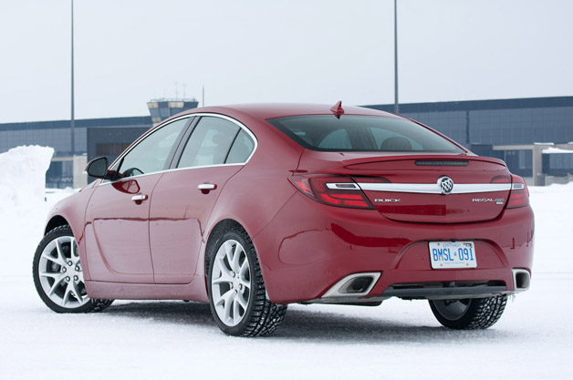 2014 Buick Regal Gs Awd Autoblog
