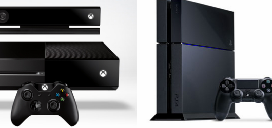 PS4 and Xbox One picture