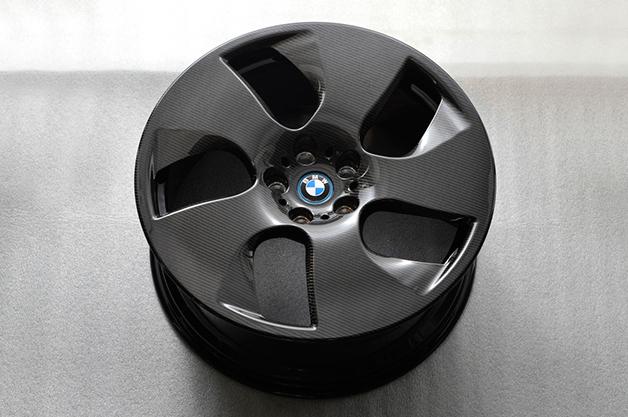 【レポート】BMWが2年以内にカーボンファイバー製ホイールを実用化
