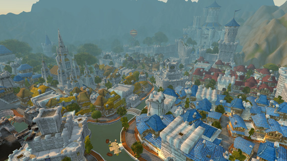 Stormwind screenshot