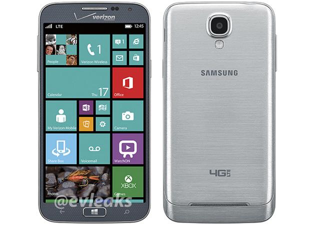 Samsung ATIV SE for Verizon
