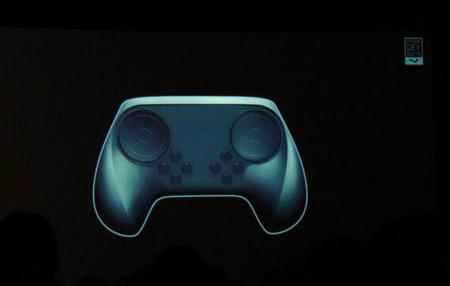 El Steam Controller pierde su pantalla táctil y gana botones físicos