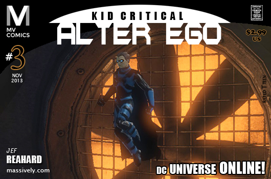 Alter Ego #3: DC Universe Online's Streets of Fear
