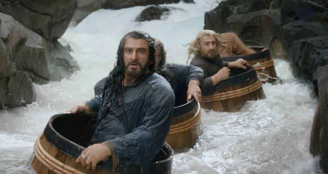 peter jackson best action sequences