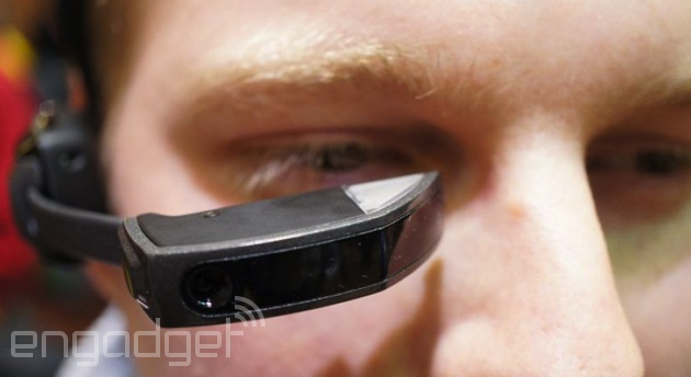 Vuzix's Android-powered M100 Smart Glasses now available to pre-order for $1,000