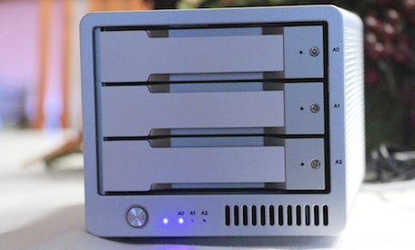 CalDigit T3 RAID Array