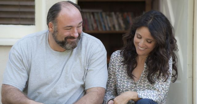 james gandolfini, julia louis-dreyfus, enough said