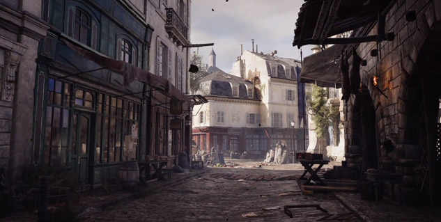 Assassin's Creed: Unity Announced, Gets First Trailer