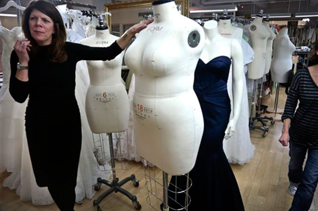 back fat mannequins