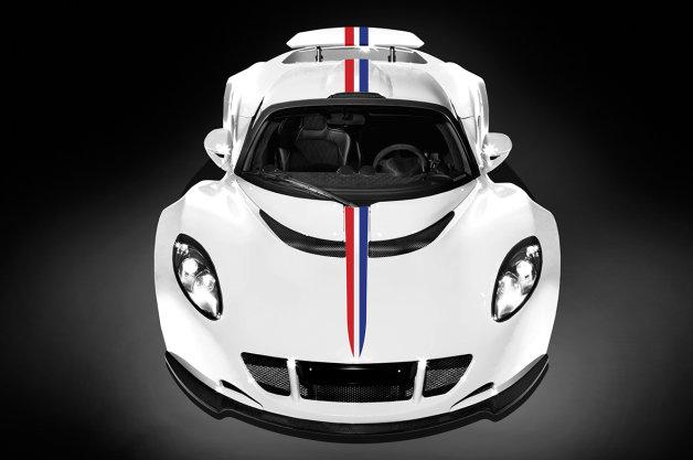 既に完売! 米ヘネシー社が3台限定で発売した1億円超え「ヴェノム GT」(ビデオ付)