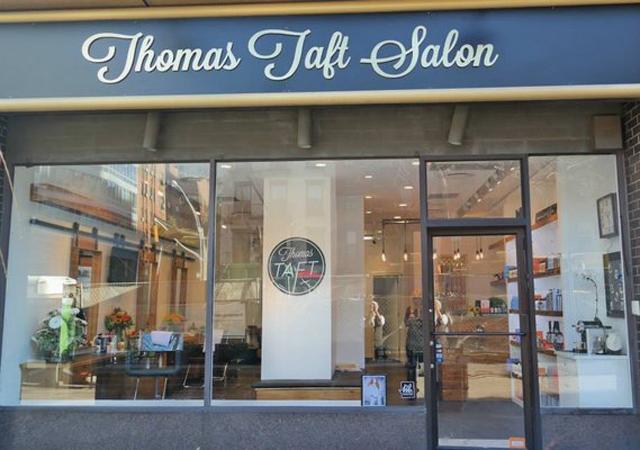 Thomas Taft Salon NYC