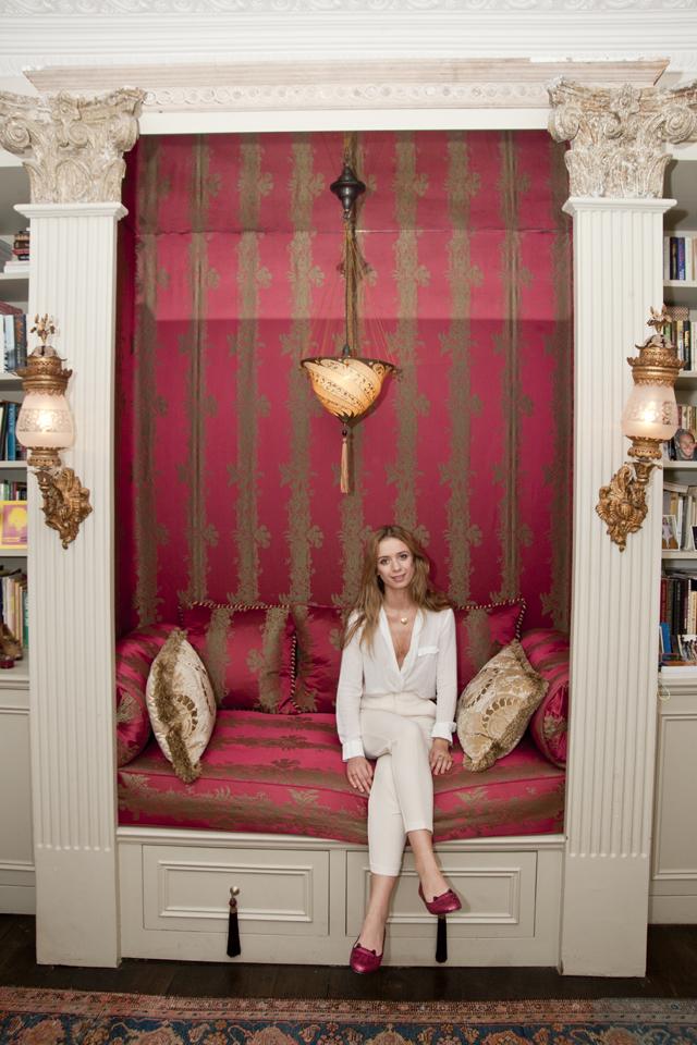 Phoebe-Lettice Thompson Jasmine Contomichalos Harper Bazaar Magazine