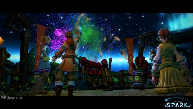 Microsoft's Project Spark beta now open to all wannabe game makers (video)