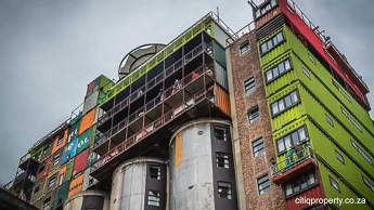 Developer Turns Shipping Containers Into Student Housing