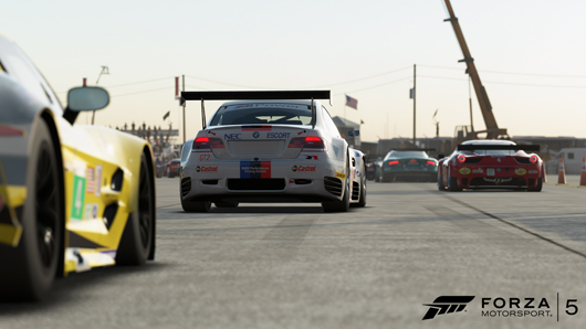 Forza Motorsport 5's 'Drivatar' system fine-tunes the competition
