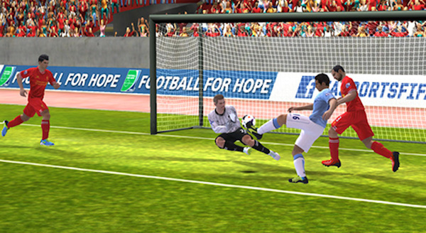 FIFA 14 ya está disponible para Windows Phone