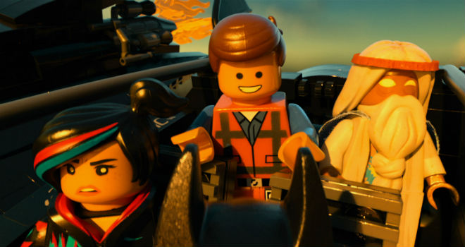 lego movie man of steel trailer
