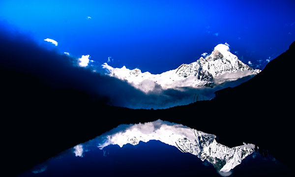 Photo Of The Day: Trekking In Nepal