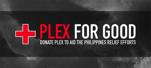 EVE Online - PLEX for Good