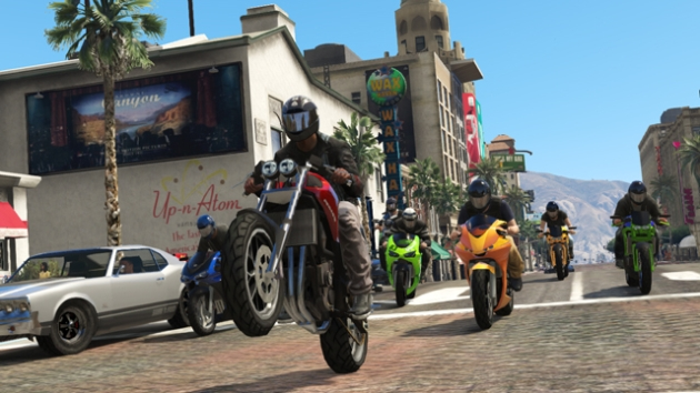 GTA Online's DIY mission tools arrive this week, story DLC and co-op heists due in 2014