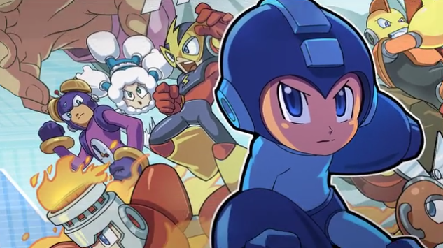 Officially Licensed Mega Man Board Game Coming Next Year