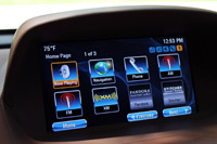 2013 Buick Encore infotainment system