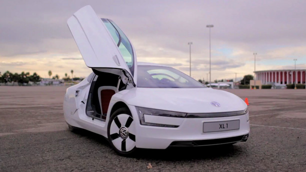 Volkswagen XL1, XL1, VW