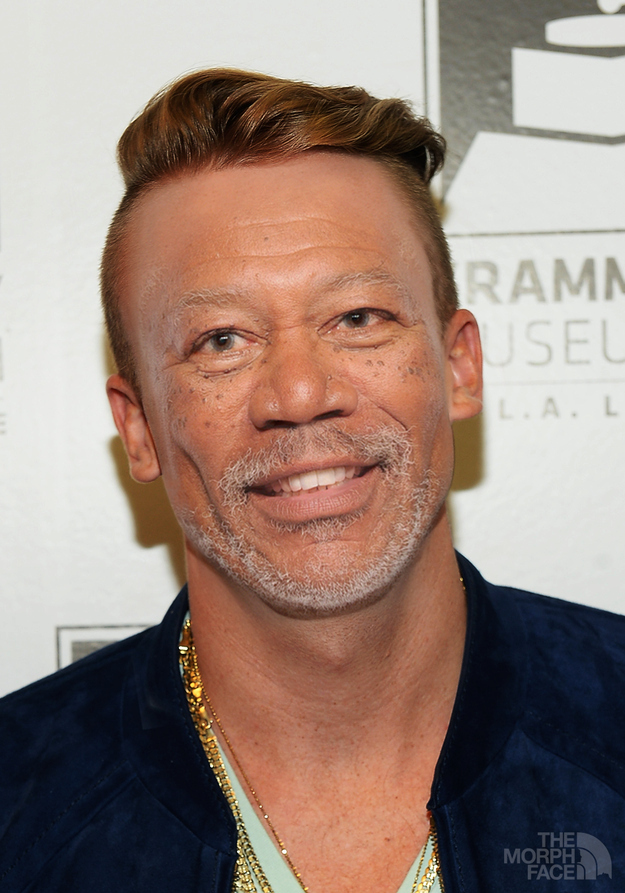 Macklemore and Morgan Freeman Macklemorgan Freeman pic