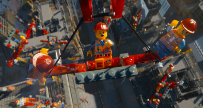 lego movie number of lego pieces