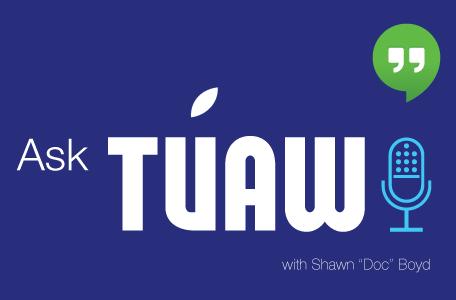 Ask TUAW logo