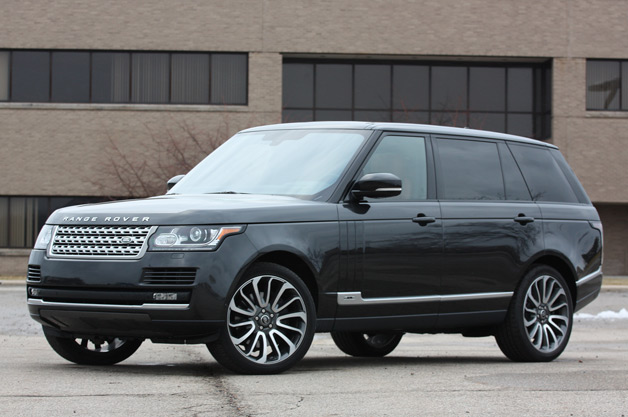 2014 Land Rover Range Rover L Autobiography