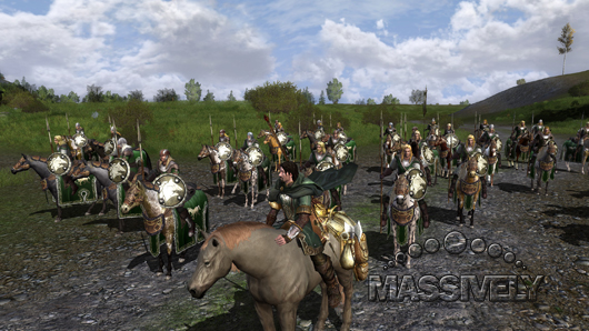 Lord of the Rings Online - Riders of Rohan