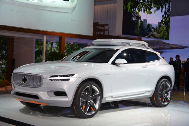 【北米国際自動車ショー2014】ボルボとフォードが「最も優れたデザイン賞」に輝く