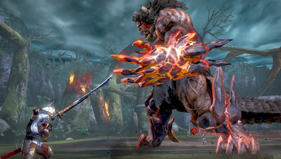 Toukiden: The Age of Demons PlayStation Vita Review