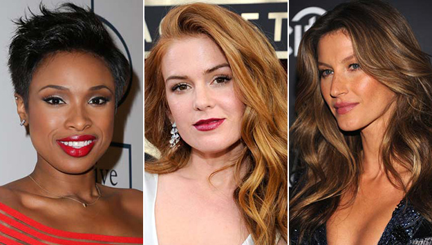 Hair color ideas inspired by your favorite celebrities