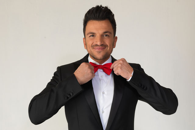 Peter Andre exclusive interview