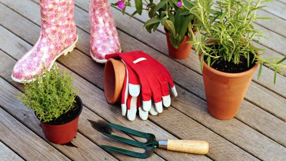 April gardening jobs