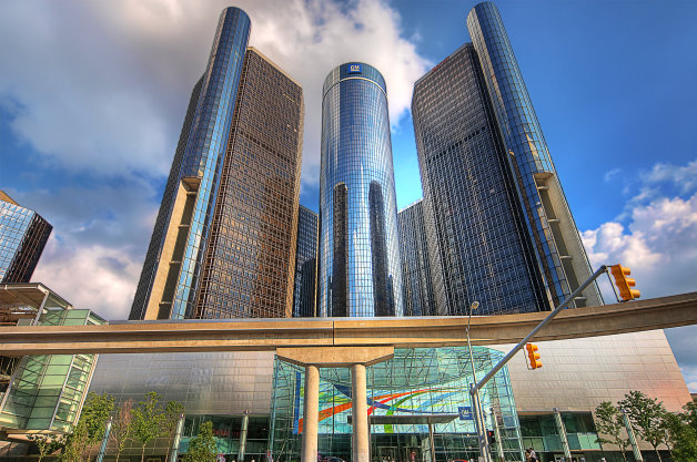 A federal judge says that GM doesn't owe $450 million in retiree medical benefits.