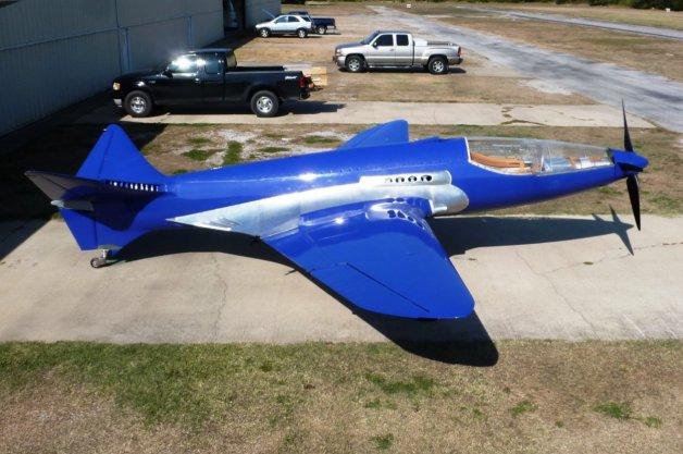 ブガッティが製作した幻の飛行機「100P」とは?