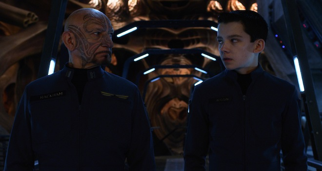 ben kingsley explains 'ender's game' tattoos