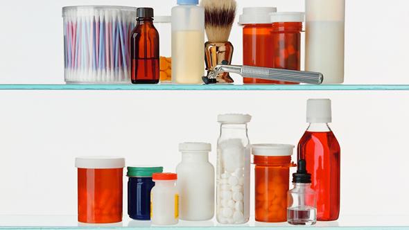Medicine cabinet essentials