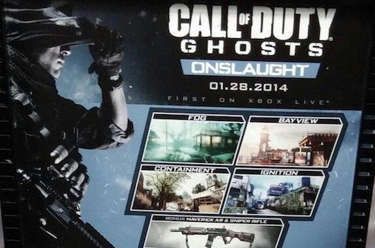 Juega como Michael Myers en Call of Duty Ghosts