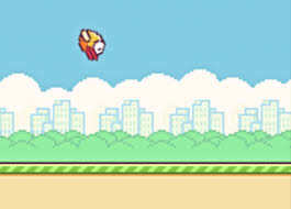Flappy Bird High Score 46: Silver Medal