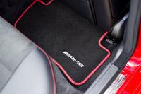 2013 Mercedes-Benz C250 Sport floor mat