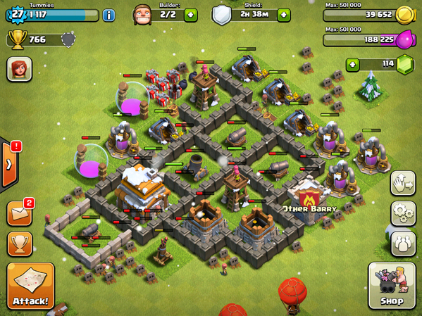 coc free games online